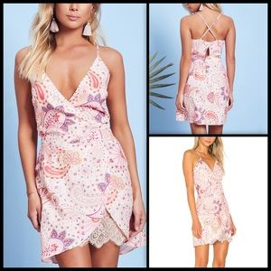 LOVERS & FRIENDS 🌸 Soulmate Dress NWT
